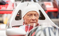 21.05.2019, AUT, ARCHIV, Niki Lauda am 20. Mai im Alter von 70 Jahren verstorben, im Bild Niki Lauda (AUT), 20.06.2015, Red Bull Ring, Spielberg // ARCHIVE, Niki Lauda passed away on 20 May at the age of 70. Niki Lauda during the Legend Race of the Austrian Formula One Grand Prix at the Red Bull Ring in Spielberg, Austria, 2015/06/20, EXPA Pictures © 2019, PhotoCredit: EXPA/ JFK