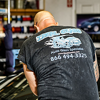 Ideal Glass - 09-18-18 Windshield Replacement
