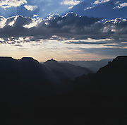 Sunrise, Mather Point & canyon below, Mather Point, Grand Canyon National Park, Arizona....Subject photograph(s) are copyright Edward McCain. All rights are reserved except those specifically granted by Edward McCain in writing prior to publication...McCain Photography.211 S 4th Avenue.Tucson, AZ 85701-2103.(520) 623-1998.mobile: (520) 990-0999.fax: (520) 623-1190.http://www.mccainphoto.com.edward@mccainphoto.com
