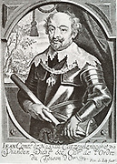 Count John VI of Nassau-Dillenburg (November 22, 1535, Dillenburg – October 8, 1606) was a Count of Nassau in Dillenburg, brother of William I of the Netherlands. He drew up the 1579 Union of Utrecht and was proclaimed governor of Gelderland  (1578-1580).