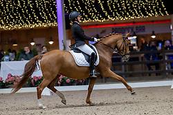 Fancello Iliana, BEL, Abloom Dwe -Drop<br /> Belgisch Kampioenschap Dressuur<br /> Azelhof - Lier 2020<br /> © Hippo Foto - Dirk Caremans<br /> 02/10/2020