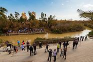 Israel-Qasr-Al-Yahud on the River Jordan