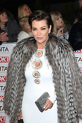 © Licensed to London News Pictures. 21/01/2015, UK. Kris Jenner, National Television Awards, The O2, London UK, 21 January 2015. Photo credit : Richard Goldschmidt/Piqtured/LNP
