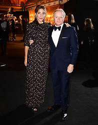 Jason Watkins and Clara Francis attending the BFI Luminous Fundraising Gala held at the Guildhall, London.