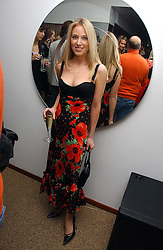 The HON.IMOGEN LLOYD WEBBER at a party to celebrate the publication of Tatler's Little Black Book 2006 held at 24, 24 Kingley Street, London W1 on 9th November 2006.<br /><br />NON EXCLUSIVE - WORLD RIGHTS