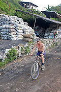 Coal Mine Biker - Colombia