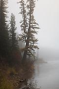 Lake Alva, Montana.