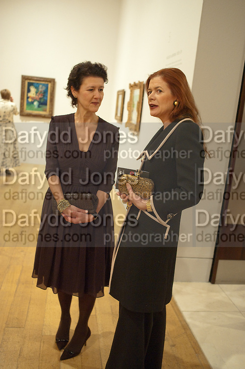 MELANIE CLORE; LADY FOSTER, Picasso and Modern British Art, Tate Gallery. Millbank. 13 February 2012