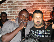 **EXCLUSIVE**.Singer Akon and Prince of Saudi Arabia Abdul Aziz..Prince of Saudi Arabia Abdul Aziz 22nd Birthday Party..Les Deux Nightclub..Saturday,  December 06, 2008..Photo By Celebrityvibe.com..To license this image please call (212) 410 5354; or Email: celebrityvibe@gmail.com ;.website: www.celebrityvibe.com