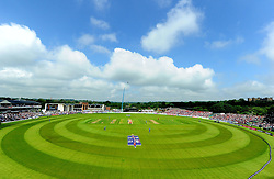 File photo dated 07-07-2012 of A general view of Emirates Durham ICG, Chester-le-Street.