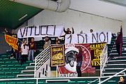 DESCRIZIONE : Avellino Lega A 2011-12 Sidigas Avellino Umana Venezia<br /> GIOCATORE : Tifosi Umana Venezia<br /> SQUADRA : Umana Venezia<br /> EVENTO : Campionato Lega A 2011-2012<br /> GARA : Sidigas Avellino Umana Venezia<br /> DATA : 15/01/2012<br /> CATEGORIA : tifosi<br /> SPORT : Pallacanestro<br /> AUTORE : Agenzia Ciamillo-Castoria/A.De Lise<br /> Galleria : Lega Basket A 2011-2012<br /> Fotonotizia : Avellino Lega A 2011-12 Sidigas Avellino Umana Venezia<br /> Predefinita :