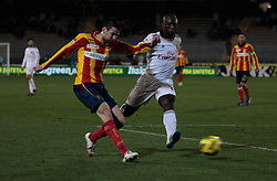 Lecce (LE), 16-01-2011 ITALY - Italian Soccer Championship Day 20 -  Lecce - Milan..Pictured: Seedorf (M).Photo by Giovanni Marino/OTNPhotos . Obligatory Credit