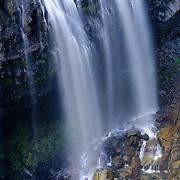 Nerada Falls of the Paradise River in Mt. Rainier National Park, WA.