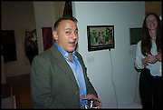 LAL DALAMAL, Sotheby's Frieze week party. New Bond St. London. 15 October 2014.