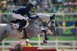 Lopez Rene, COL, Con Dios III<br /> Olympic Games Rio 2016<br /> © Hippo Foto - Dirk Caremans<br /> 16/08/16