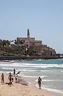 Israel, Tel Aviv: View to Jaffa