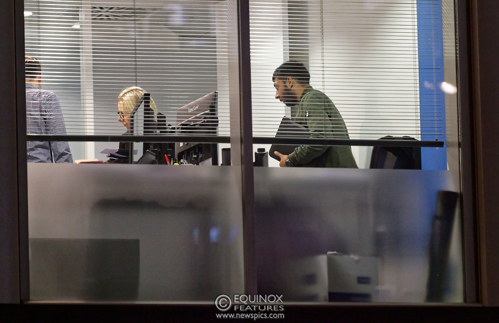 London, United Kingdom - 23 March 2018<br /> The Information Commissioner's Office executes a search warrant on Cambridge Analytica, 55 New Oxford Street, London, England, UK, Europe.<br /> www.newspics.com/#!/contact<br /> (photo by: EQUINOXFEATURES.COM)<br /> Picture Data:<br /> Photographer: Equinox Features<br /> Copyright: ©2018 Equinox Licensing Ltd. +448700 780000<br /> Contact: Equinox Features<br /> Date Taken: 20180323<br /> Time Taken: 20100205