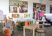 """CAPANNORI, Tuscany,  the fourniture shop of Daccapo organisation Daccapo means """"from skratch"""" """" from the beginning"""""""