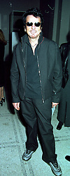 Interior designer MR NICKY HASLAM, at a reception<br />  in London on 27th March 2000.OCG 24<br /> © Desmond O'Neill Features:- 020 8971 9600<br />    10 Victoria Mews, London.  SW18 3PY<br /> photos@donfeatures.com   www.donfeatures.com <br /> MINIMUM REPRODUCTION FEE AS AGREED.<br /> PHOTOGRAPH BY DOMINIC O'NEILL