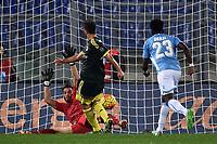 Gol Andrea Bertolacci Milan Goal Celebration <br /> Roma 01-11-2015 Stadio Olimpico Football Calcio Serie A 2015/2016 Lazio - Milan Foto Andrea Staccioli / Insidefoto