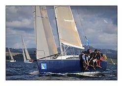 The Brewin Dolphin Scottish Series, Tarbert Loch Fyne...GBR731T Tan It CCC/RORC  Sydney 36  P & R Harris .