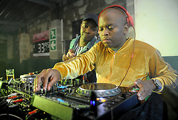 Cape Town-180610 Dj Answer at Chippa's Place paarl Cape town during the afro on tour  Picture:Ayanda Ndamane/African News Agency/ANA