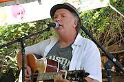 Michael McGarrah in concert at the 2012 Tucson Folk Festival. Event photography by Martha Retallick.