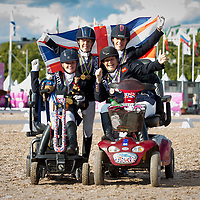 Daily Image Library - Team GBR - FEI European Championships 2017 - Gothenburg