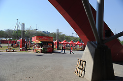 Johannesburg 08-09-18 A fast food outlet in the stadium precinct. Rugby Currie Cup match between the Xerox Golden Lions vs Toyota Free State Cheetahs at Emirates Airline Park. Picture: Karen Sandison/African News Agency(ANA)