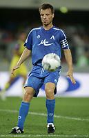 Fotball<br /> Foto: Inside/Digitalsport<br /> NORWAY ONLY<br /> <br /> Verona 23/8/2006 <br /> Champions League 3rd round qualifying<br /> Chievo Verona v Levski Sofia 3-3<br /> <br /> Elin TOPUZAKOV Levski