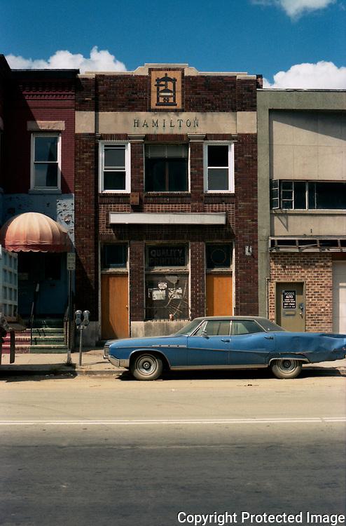 1353 U St NW<br /> Washington, DC, 1987  Hamiltonian Gallery