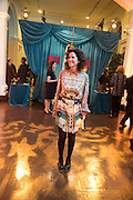 MOLLIE DENT-BROCKLEHURST, Gala Opening of RA Now. Royal Academy of Arts,  8 October 2012.