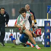 20141108 Rugby, Cariparma Test Match : Italia vs Samoa