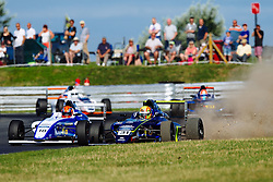 Lando Norris | #31 Carlin | MSA Formula Championship | Race 2 - Mandatory byline: Rogan Thomson/JMP - 07966 386802 - 09/08/2015 - MOTORSPORT - Snetterton Circuit - Norwich, England - BTCC Meeting Day 2.