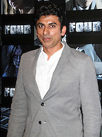 Ace Bhatti Four UK Premiere, Empire Cinema, Leicester Square, London, UK. 10 October 2011. Contact: Rich@Piqtured.com +44(0)7941 079620 (Picture by Richard Goldschmidt)