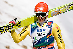 UHRMANN Michael, WSV DJK Rastbuechl, GER  during Flying Hill Team Trial Round at 4th day of FIS Ski Flying World Championships Planica 2010, on March 21, 2010, Planica, Slovenia.  (Photo by Vid Ponikvar / Sportida)