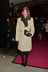 PLUM SYKES at a private view of Isabella Blow: Fashion Galore! held at Somerset House, London on 19th November 2013.