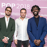 NLD/Amsterdam/20180213 - Edison Pop Awards 2018, Yung Internet