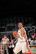 2008 University of Miami Women's Basketball vs Virginia Tech