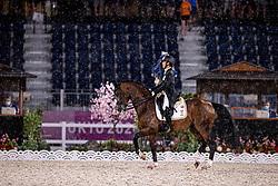 Pauluis Larissa, BEL, Flambeau, 110<br /> Olympic Games Tokyo 2021<br /> © Hippo Foto - Dirk Caremans<br /> 24/07/2021