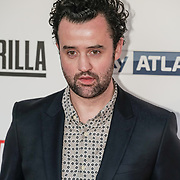 London,England,UK. 6th April, 2017. Daniel Mays attends the UK premiere of Sky Original Production Guerrilla at The Curzon,Bloomsbury,London,UK. by See Li
