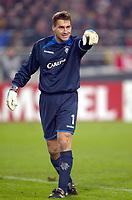 Fotball<br /> UEFA Champions League 2003/2004<br /> Foto: Digitalsport<br /> Norway Only<br /> <br /> 031126 - VFB STUTTGART v RANGERS GLASGOW<br /> STEFAN KLOS (RAN)<br /> PHOTO LAURENT BAHEUX