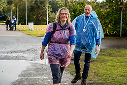 30-09-2017 NED: Nationaal Diabetes Challenge, Arnhem<br /> Vandaag de tweede Nationale diabetes Challenge op Papendal Arnhem. Ruim 3000 mensen die meeliepen aan de tweede geslaagde wandel challenge. Ingrid