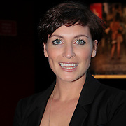 NLD/Utrecht/20110927 - 31 ste NFF-Uitreiking Lezen en Schrijven Film Awards door Prinses Laurentien, Viviënne van den Assem