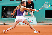 Roland Garros. Paris, France. May 31st 2007..2nd Round..Amélie MAURESMO against Nathalie DECHY.