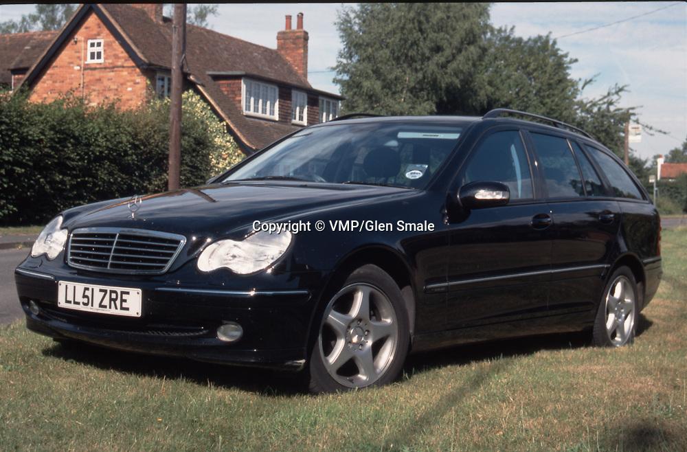 2001 Mercedes-Benz C220 Estate, Chesham Bucks