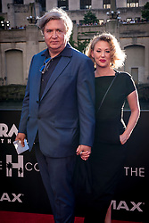 Producer Don Murphy and his wife, film director Susan Montford, attend the US Premier of 'Transformers: The Last Knight' on the Chicago River in front of the Civic Opera House on Tuesday June 20, 2017 in Chicago, IL. Photo: Christopher Dilts / Sipa USA *** Please Use Credit from Credit Field ***