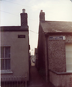 Old amateur photos of Dublin streets churches, cars, lanes, roads, shops schools, hospitals, Streetscape views are hard to come by while the quality is not always the best in this collection they do capture Dublin streets not often available and have seen a lot of change since photos were taken Ballybough Bridge, Royal Canal Clonmore Villas, Cottage at Newcomon Bridge North Strand Cinema, Newcomen Court, Charlemont Road Ulster Terrace DECEMBER 1983