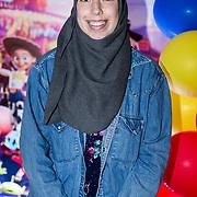 NLD/Utrecht/20190622 - Filmpremiere Toy Story 4, Samya Hafsoui