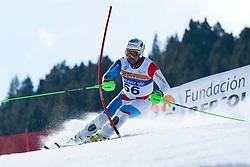 BRUEGGER Michael, SUI, Slalom, 2013 IPC Alpine Skiing World Championships, La Molina, Spain
